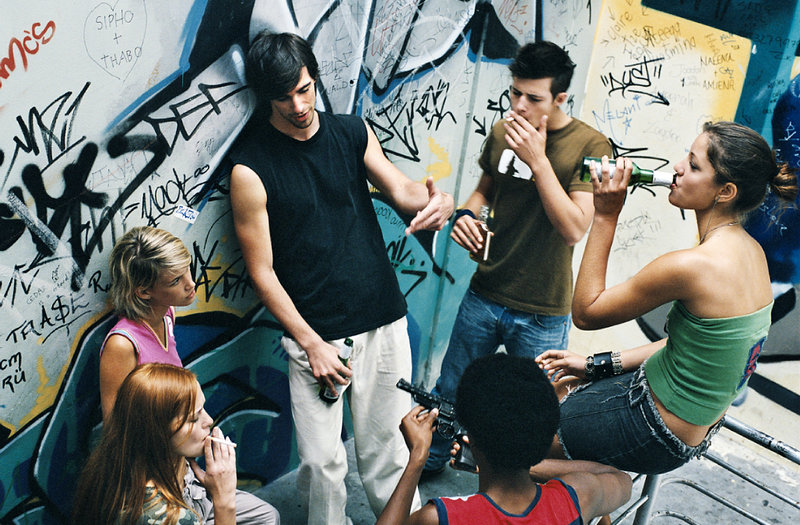 the societal problems resulting from underage drinking