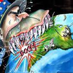 Звериный оскал американского империализма