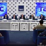 Пресс-конференция руководства КПРФ