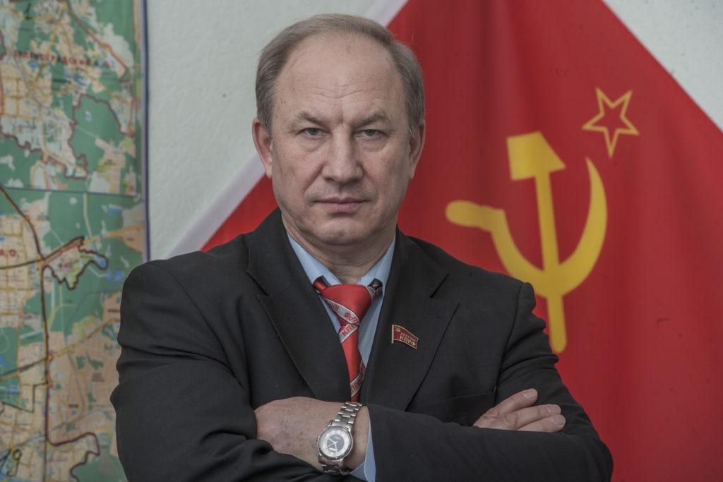В.Ф. Рашкин