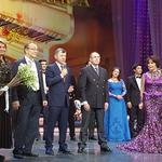 Д.Г. Новиков и В.Г. Поздняков приветствовали участников Международного Дня русского романса