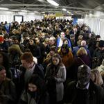 Коллапс в Лондонском метро