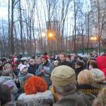 Встреча с Клычковым и Парфёновым