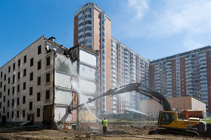 Совет Государственной думы проведет спецзаседание поповоду сноса пятиэтажек в столицеРФ