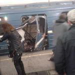 В метро Санкт-Петербурга прогремели два взрыва