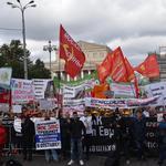 Митинг в защиту дольщиков 16.10.2017