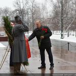 Зюганов, возложение по случаю 75-летия победы в Сталинградской битве