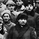 Ленин и Ворошилов