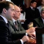 Зюганов и Медведев