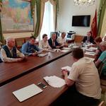Заседание ЦКРК КРПФ 16 мая 2018