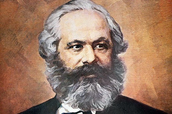 К. Маркс и его влияние на развитие мира