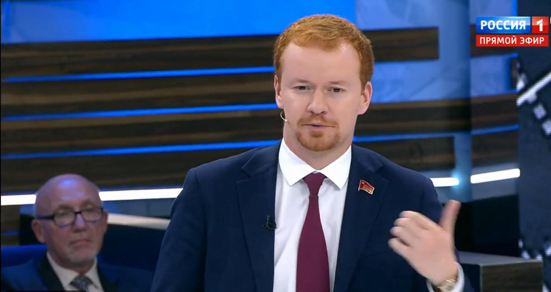 Денис Парфенов. 60 минут. Россия 1