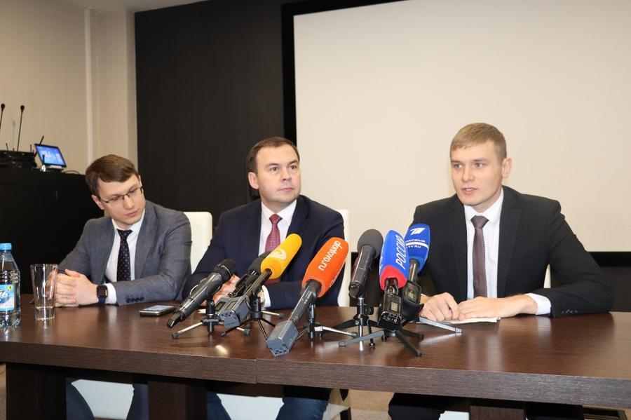 Юрий Афонин в Абакане: Команда Коновалова выведет Хакасию из кризиса и обеспечит поступательное развитие региона