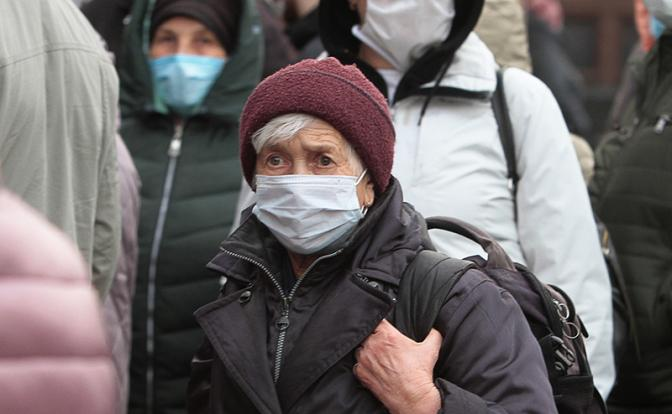 Пенсионная реформа плюс коронавирус: Такого унижения старики еще не видели  | КПРФ Москва