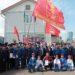 Борцы против огненной стихии на железной дороге - гордость России